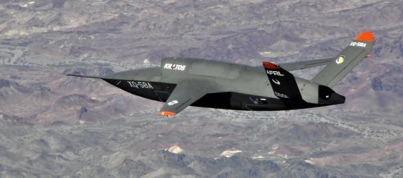 Беспилотники: Военная роботизация - атмосферная и космическая