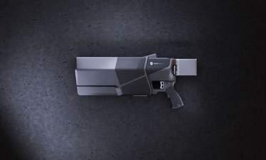 С помощью DroneShield можно обезвредить беспилотник одной рукой