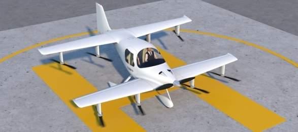 Беспилотники: Flyter создает испытательный стенд