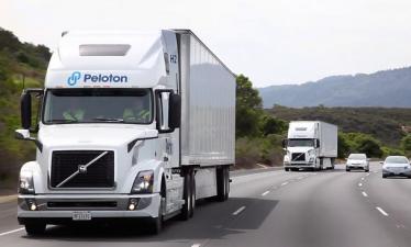 Разработки Peloton позволят водителям управлять сразу двумя грузовиками