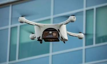 Дочернее предприятие UPS займется доставкой посылок с помощью дронов