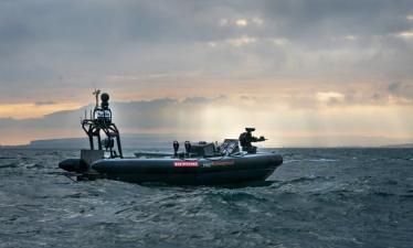 Автономное патрульное судно BAE успешно прошло новые испытания