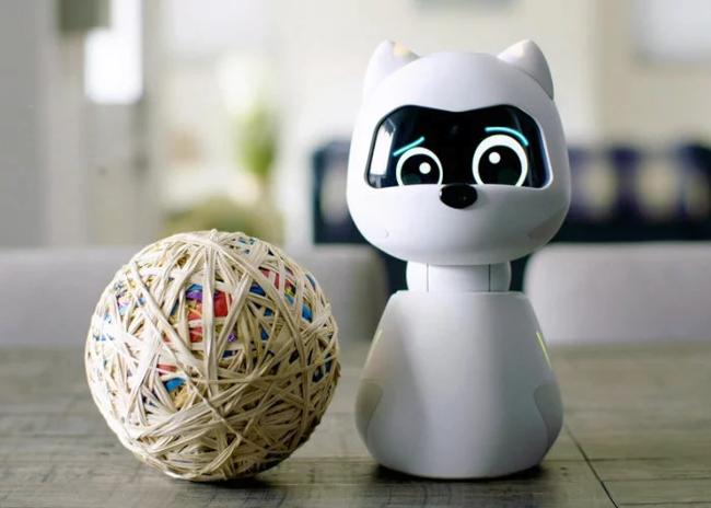 Умный робот-компаньон Kiki продается на Kickstarter за 799 долларов