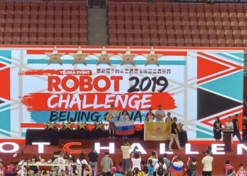 Образовательная робототехника: Команда «РобоНикель» завоевала золото на крупнейших международных робототехнических соревнованиях RobotChallenge 2019
