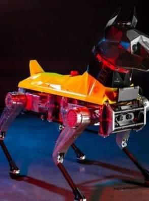 Робот-собака Astro – мощное устройство для непростых миссий