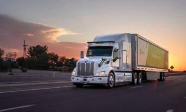 UPS тестирует автономные грузовики в штате Аризона