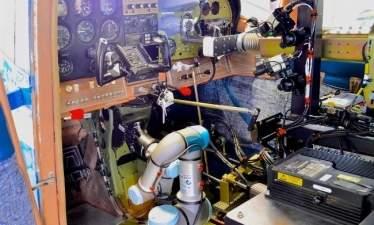 Система автономного полета ROBOpilot прошла первые летные испытания