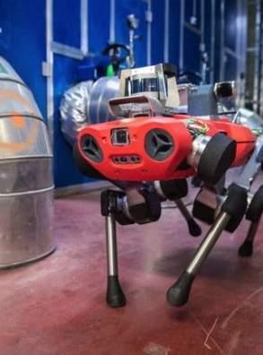 ANYbotics представила новую модель автономного четвероногого робота ANYmal C