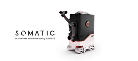 Роботизация: Робот SOMATIC надраит санузел