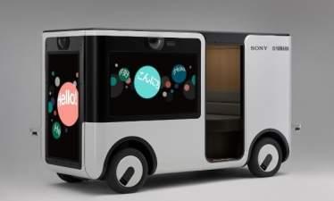Sony и Yamaha Motor работают над автономным пассажирским транспортом