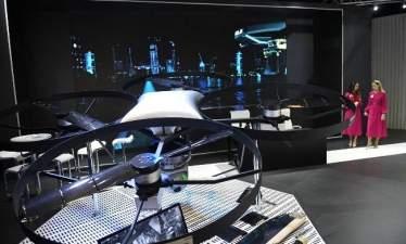 Ростех демонстрирует на МАКС-2019 новейший вертолетный беспилотник