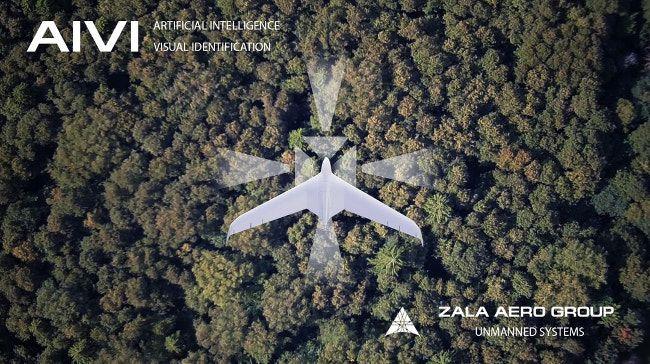 ZALA AERO представила новую технологию на основе искусственного интеллекта