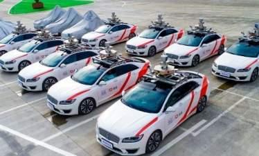 Компания Didi начнет тестировать автономные такси в Шанхае
