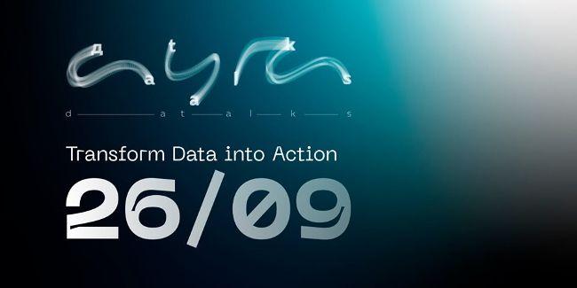 Navicon. Data Talks: переходим от аналитики к действиям