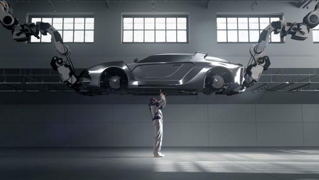 Экзоскелеты Hyundai помогают людям выполнять физически тяжелые задачи