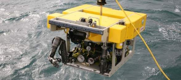 Робототехника: В России создадут автономный подводный робот с манипулятором