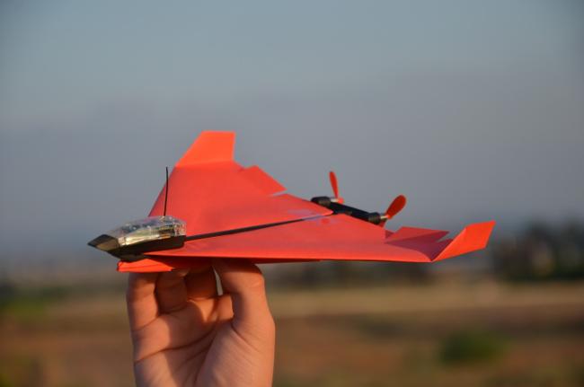 Открыт предзаказ новой модели системы дистанционного управления полетом PowerUp