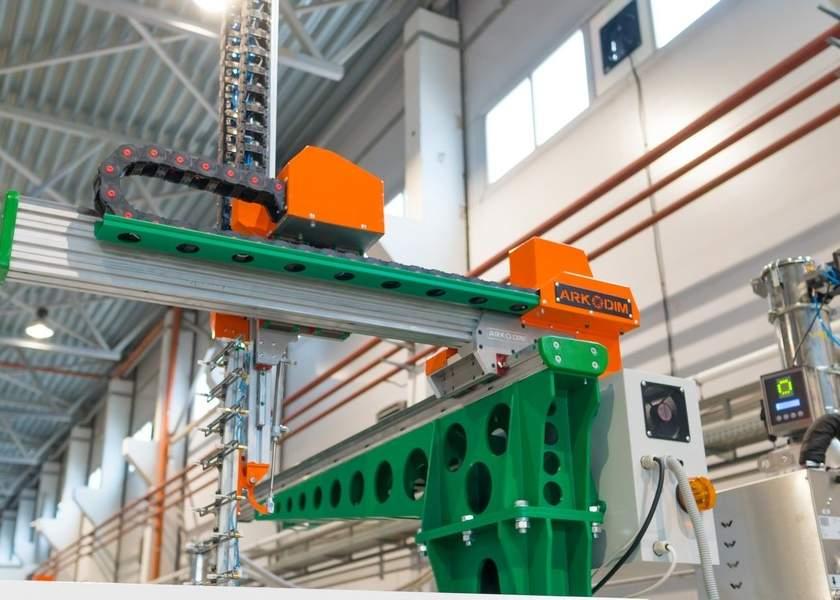 Роботизация: Российские промышленные роботы заступили на работу в Ступино