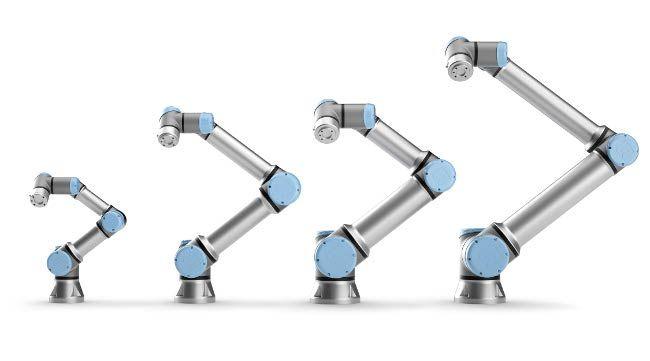 Universal Robots запускает кобота с повышенной грузоподъемностью