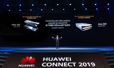 Huawei дополнила свой комплексный пакет ИИ-решений для любых вариантов применения продуктами Atlas и облачными сервисами на базе процессоров Ascend