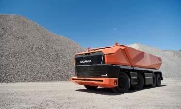 Scania AXL – будущее для горнодобывающей и строительной отраслей