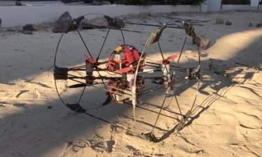 Новая концепция NASA – система Shapeshifter из нескольких роботов