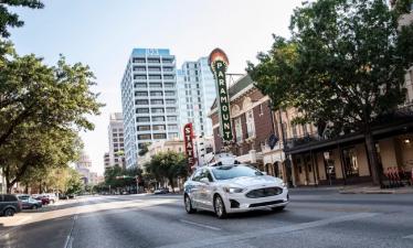 Ford начнет испытания автономных автомобилей в Техасе