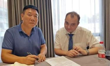 Российский производитель промышленных роботов АРКОДИМ подписал в Китае Memorandum of Understanding о трансфере технологий