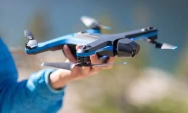 Новый дрон Skydio снимает высококачественное видео, следуя за пользователем