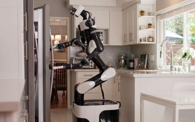 Toyota использует виртуальную реальность для обучения роботов