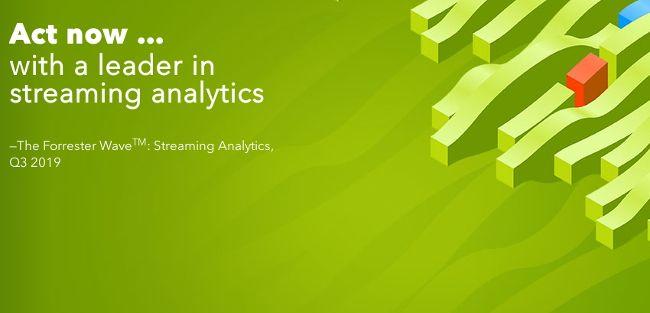 Независимое аналитическое агентство назвало компанию Software AG лидером в сфере потоковой аналитики