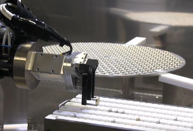 Стартап из Сингапура представил робота с точностью движения до 0,1 мм