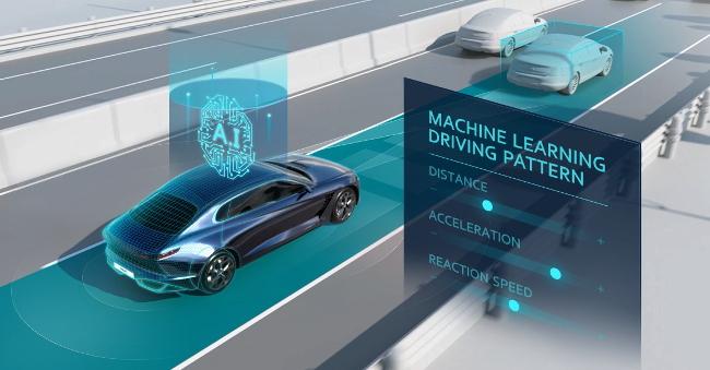 Интеллектуальный круиз-контроль Hyundai копирует ваш стиль вождения благодаря ИИ