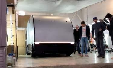 В России создали первый грузовой беспилотный шаттл