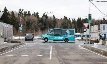 «Вокорд» проверит беспилотный транспорт на соблюдение ПДД