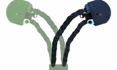 Гибкие и прочные конечности роботов «растут», как растения