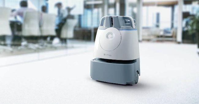 Автономный робот-уборщик Whiz выходит на североамериканский рынок