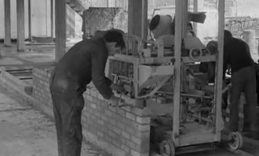 Роботизация: Стройплощадка будущего: эволюция роботов-каменщиков