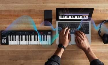 AWS DeepComposer – музыкальная клавиатура на основе искусственного интеллекта