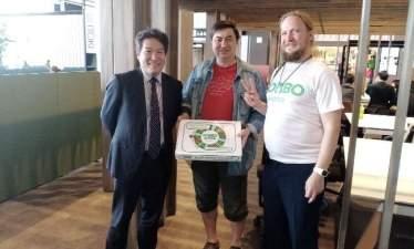 Экс-топ-менеджер TOYOTA возглавил российский стартап ROBBO в Японии