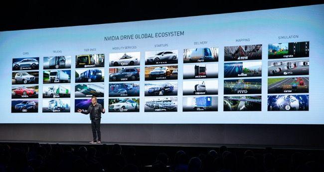 NVIDIA предоставляет транспортной индустрии доступ к своим глубоким нейросетям для создания автономного транспорта