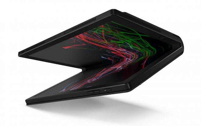 Lenovo представила первый в мире «складной ПК» – ThinkPad X1 Fold