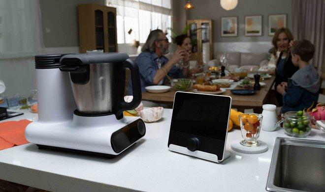«Умная кухня» Julia возьмет на себя обязанности вашего личного повара