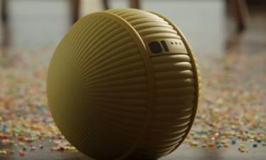 Samsung показала шарообразного робота-помощника Ballie