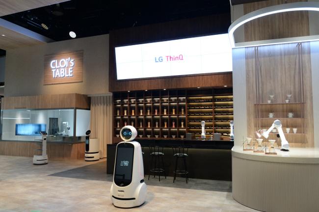 На выставке CES 2020 компания LG представила новую концепцию будущего технологий ИИ
