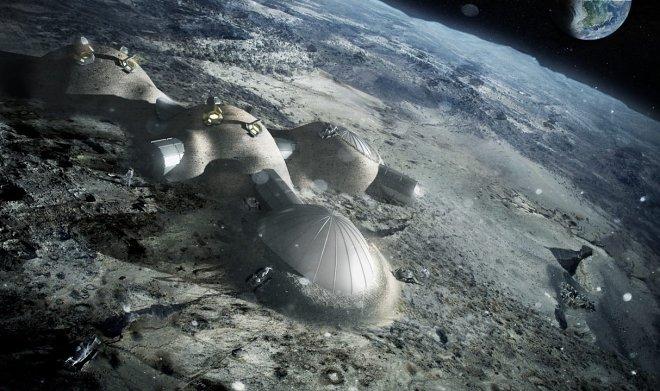 Европейские ученые нашли способ получения кислорода из лунной пыли