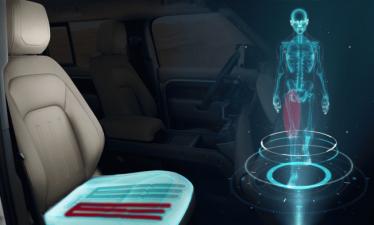 Jaguar Land Rover нашла решение проблемы гиподинамии в долгих поездках
