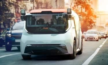 Автономный электрошатл от Cruise идеально подойдет для пассажирских поездок