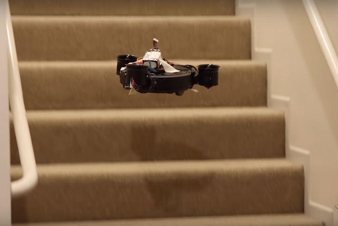 Ступеньки больше не станут препятствием для роботов-пылесосов Roomba