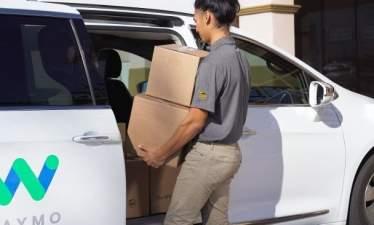 Автономные автомобили Waymo будут перевозить посылки UPS в США